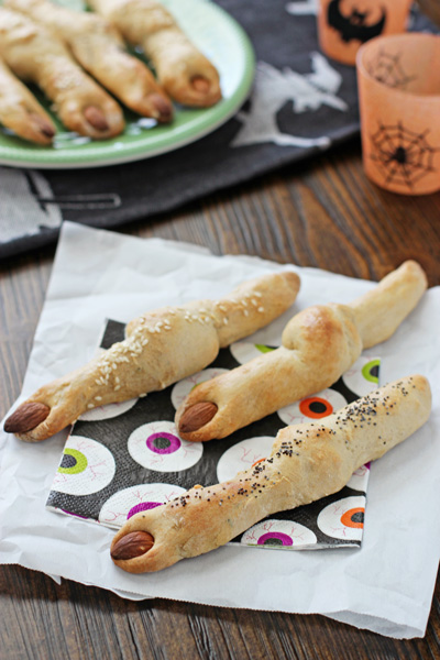 40+ Easy Halloween Appetizers - Recipes & Ideas for Halloween Hors ...