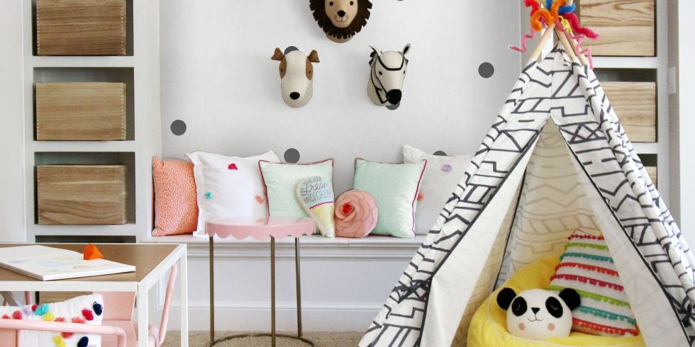 6 adult-friendly decor ideas for kids' spaces - kids playroom ideas