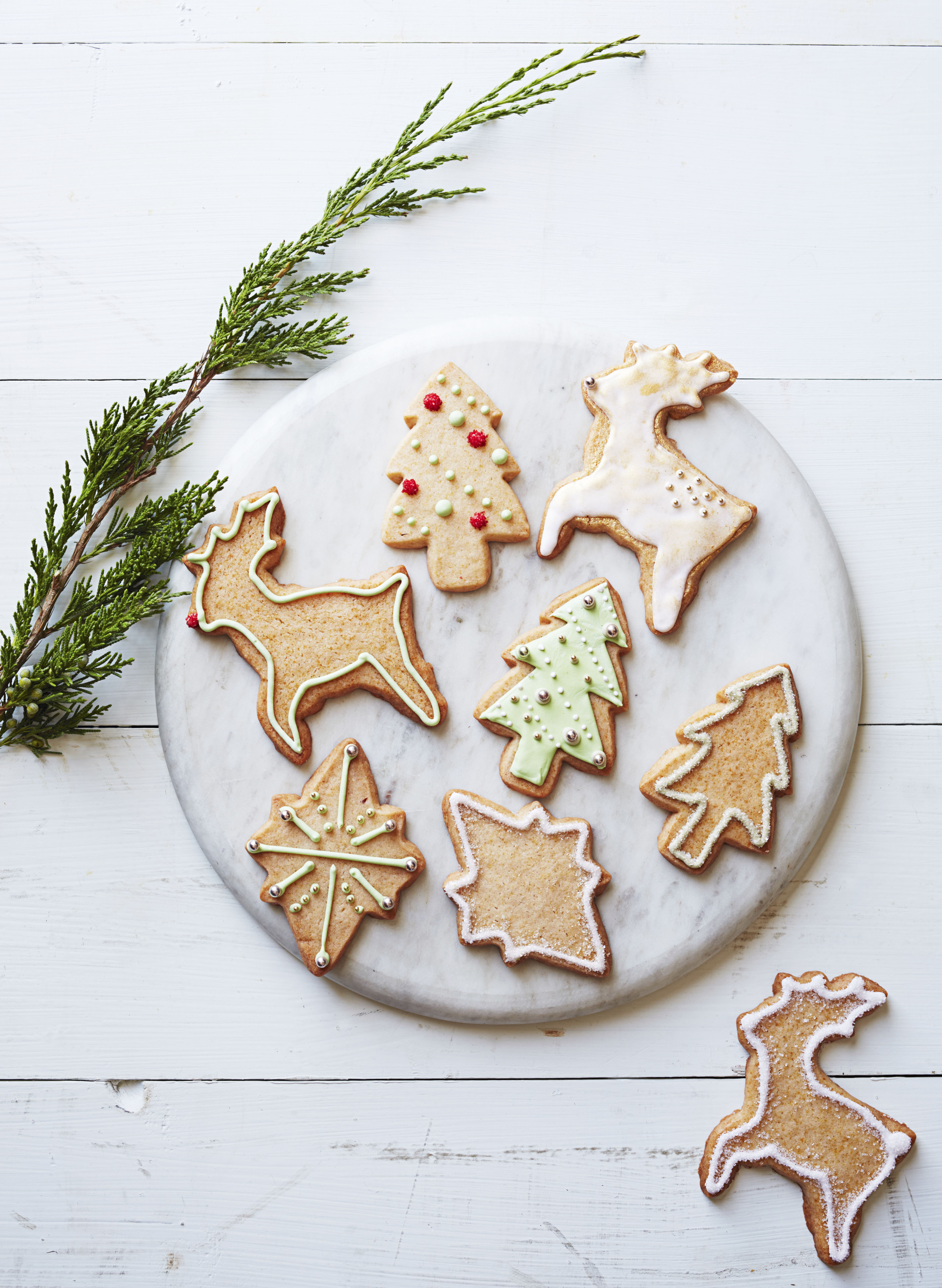 65 Easy Christmas Cookies - Great Recipes for Holiday Cookie Ideas