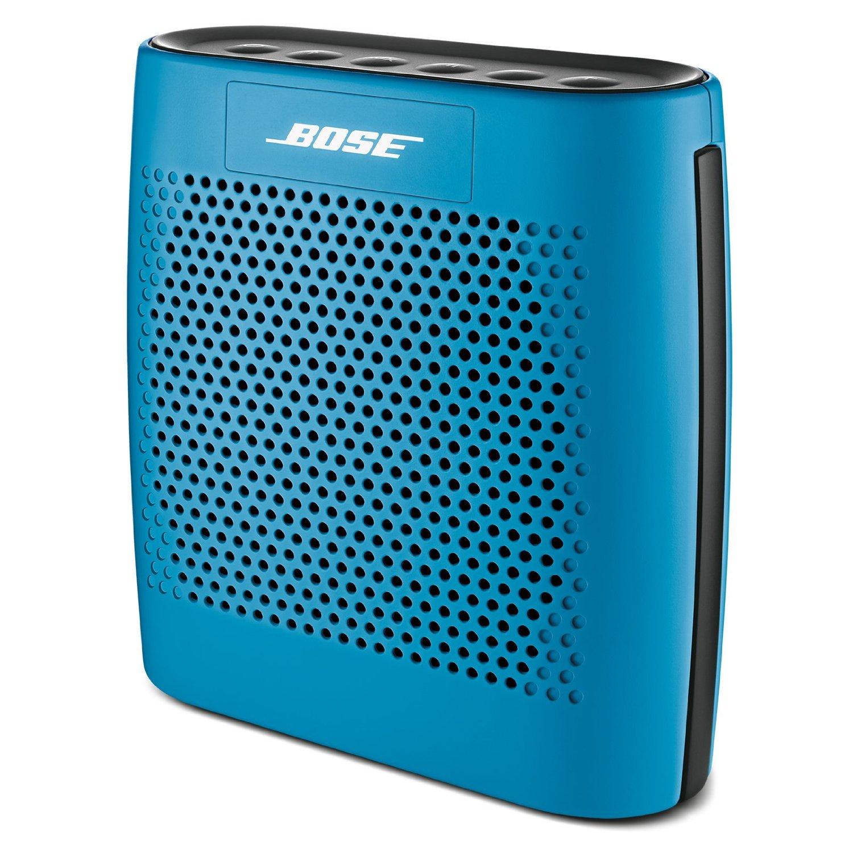 Bose Soundlink Color In Living Room