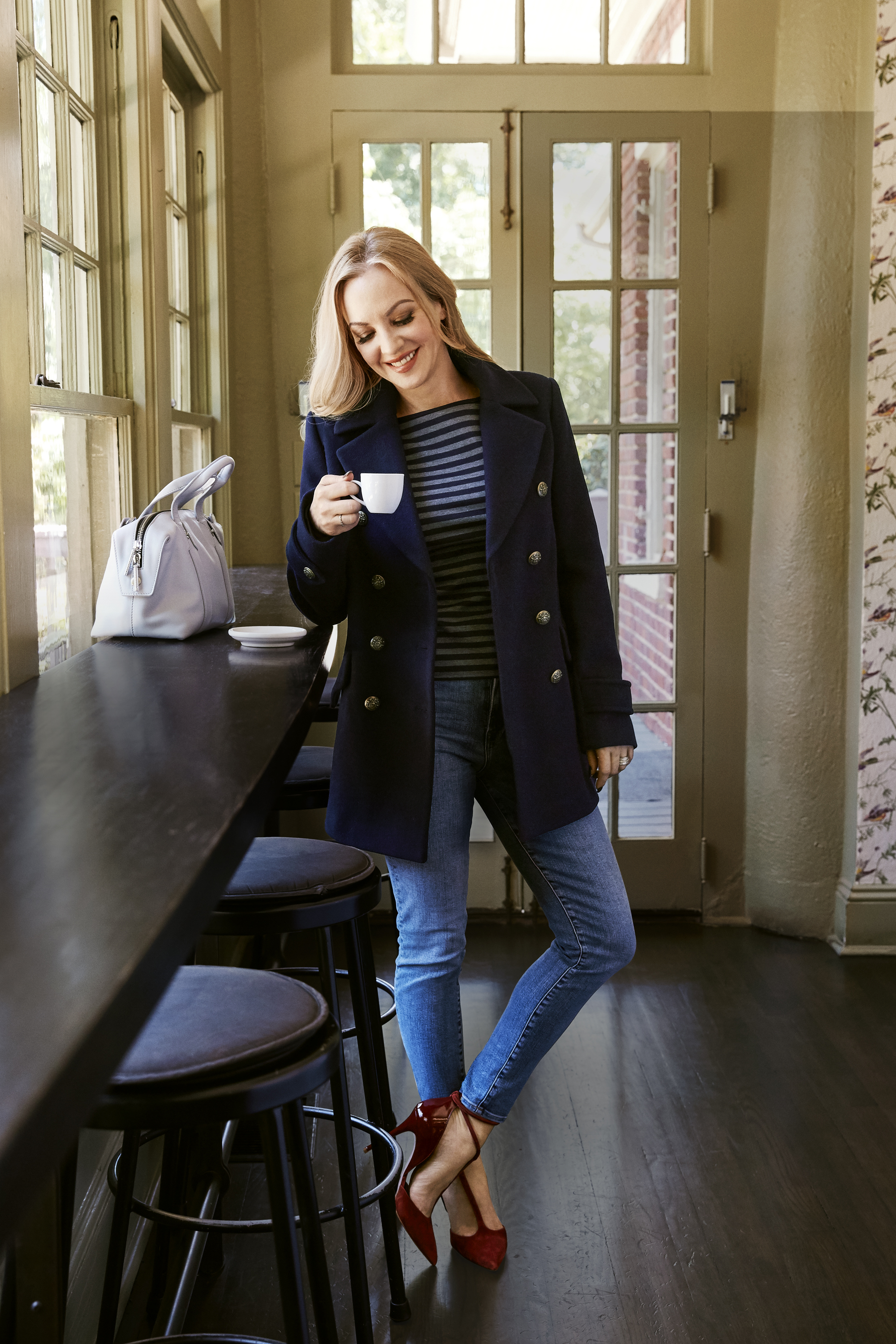 Comedienne Wendi Mclendon Covey Models This Fall S Must