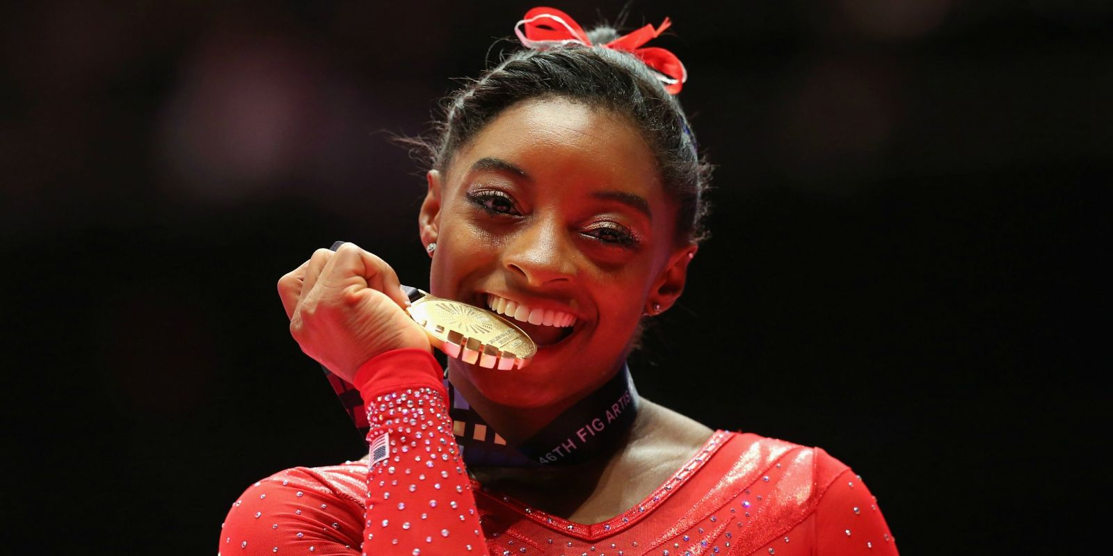 13 fun facts about olympic gymnast simone biles for Interesting facts of usa