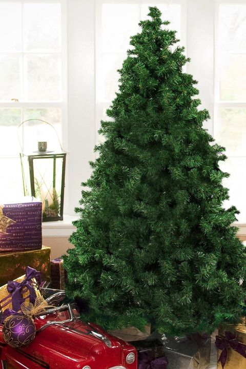 Balsam Fir Fake Christmas Tree