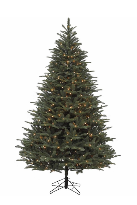 10 Best Artificial Christmas Trees 2016 - Best Fake Christmas Trees
