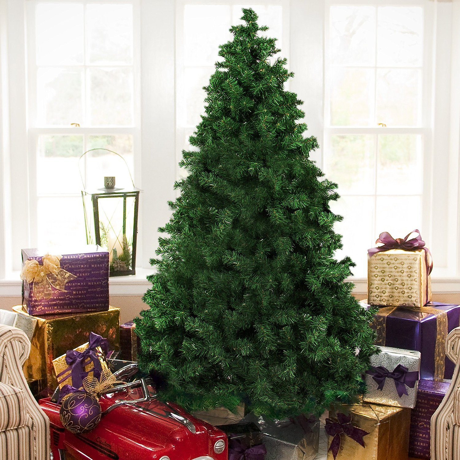 Where To Buy A Nice Artificial Christmas Tree: 14 Best Artificial Christmas Trees 2017