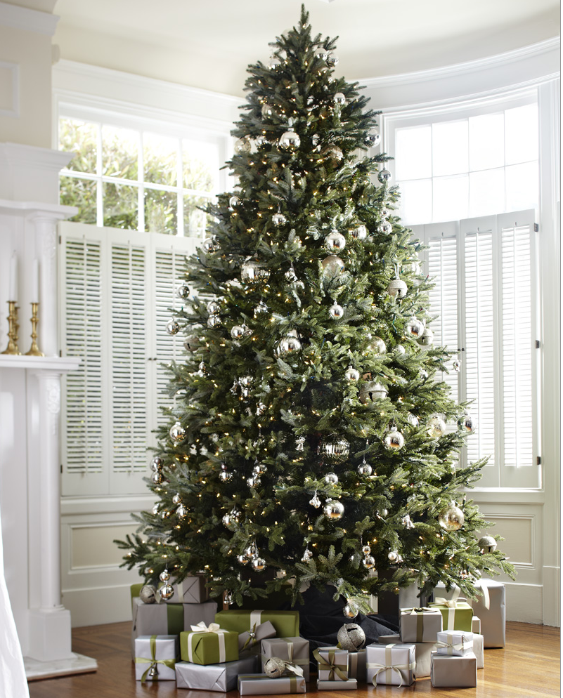 Best Artificial Christmas Trees Best Fake Christmas Trees