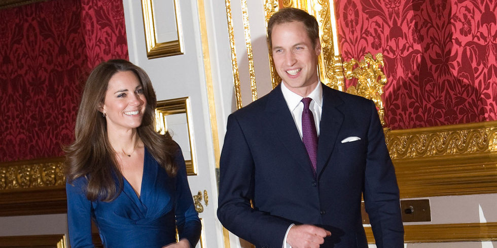 You Can Now Get Kate Middleton's Blue Engagement Dress for Less ...