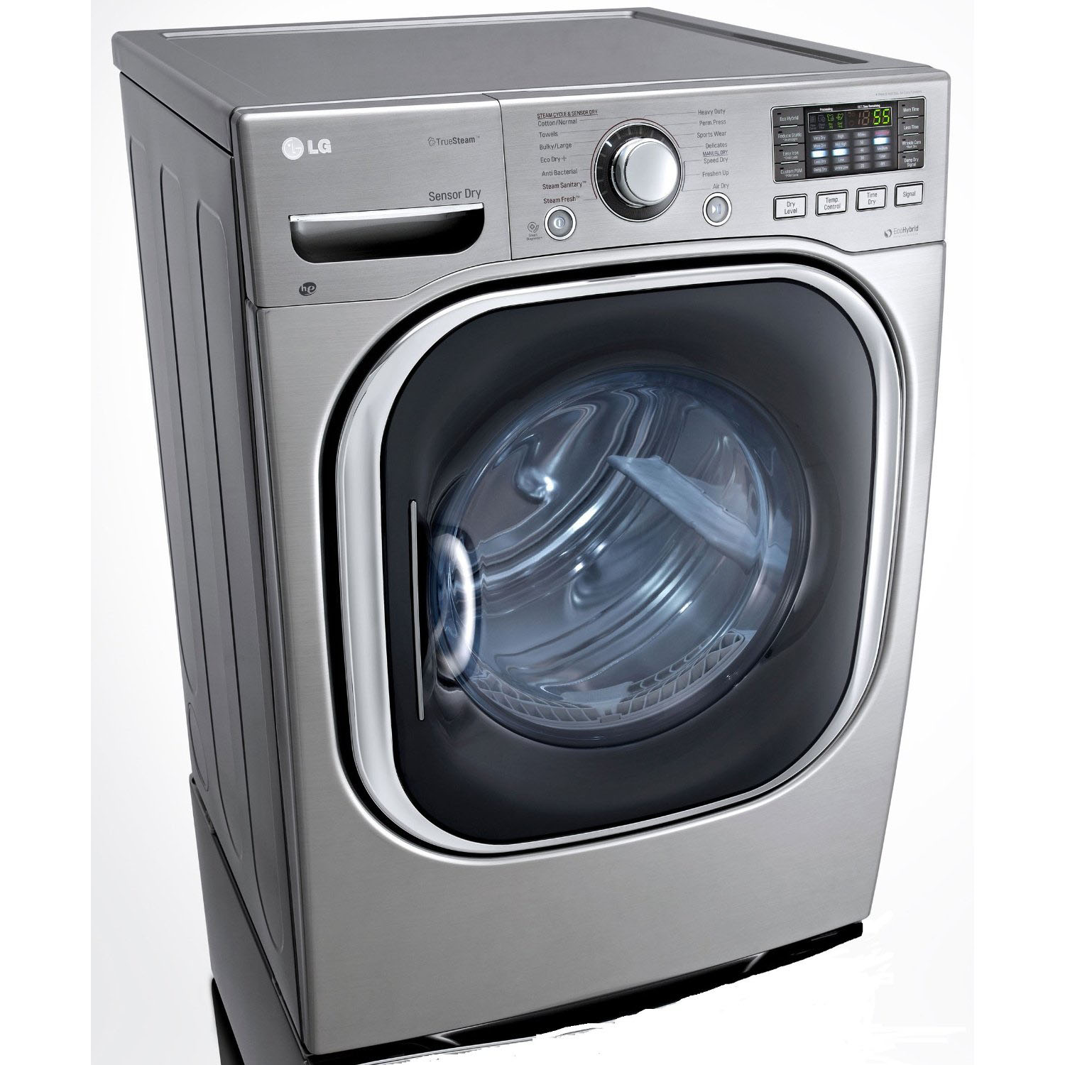 lg 7 3 cu ft ultra large capacity dryer with ecohybrid technology dlhx4072v review price and. Black Bedroom Furniture Sets. Home Design Ideas