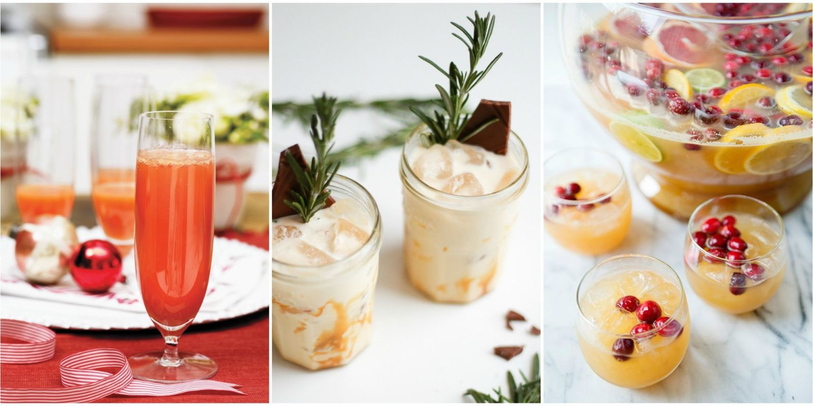 27 Easy Christmas Cocktails Recipes For Holiday