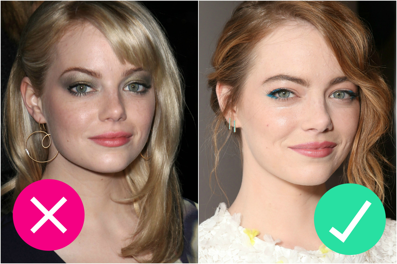Ошибки в макияж фото