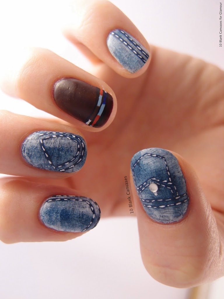 - 35 Fall Nail Art Ideas - Best Nail Designs And Tutorials For Fall 2017