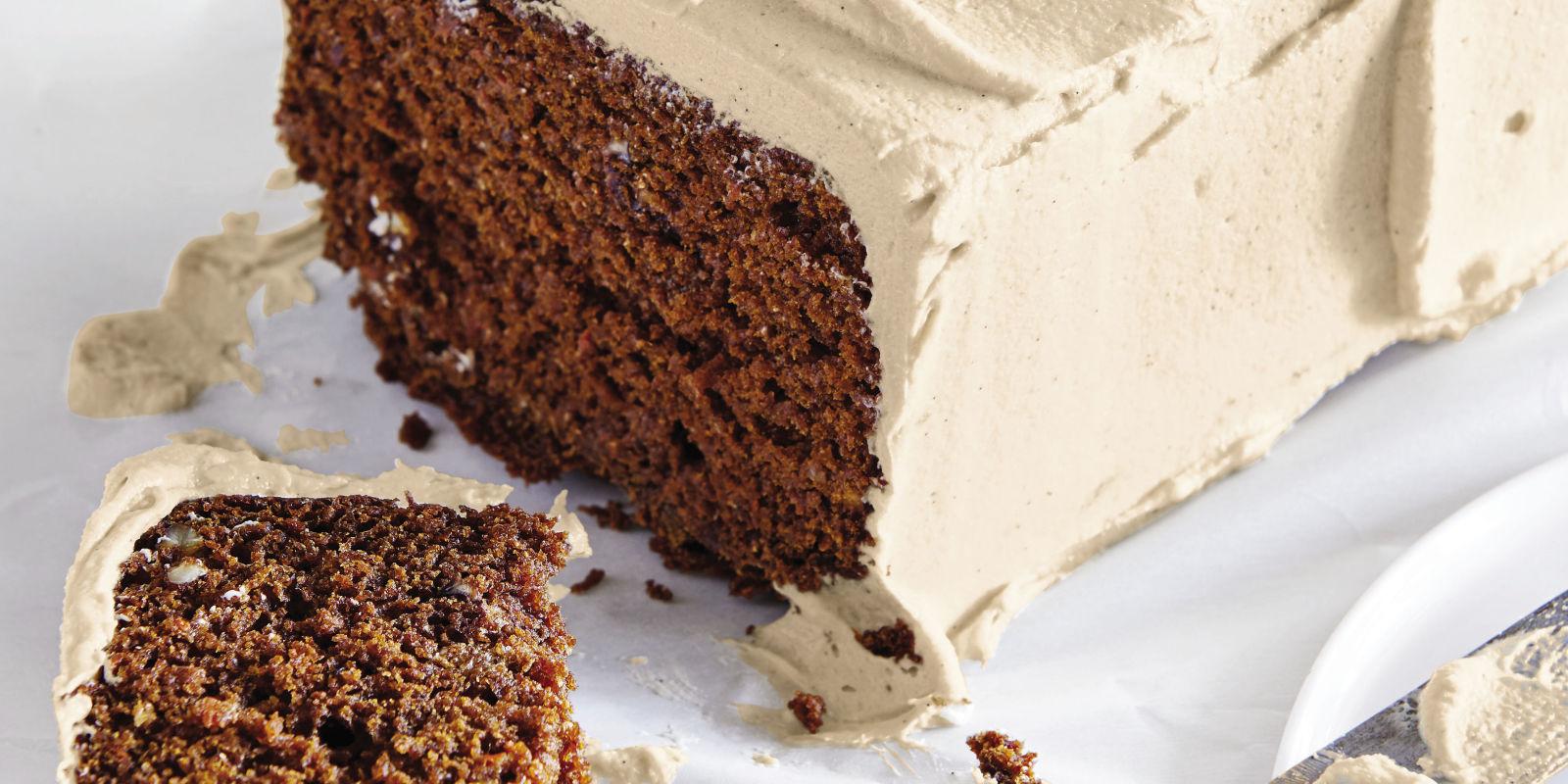 Oz Carrot Cake