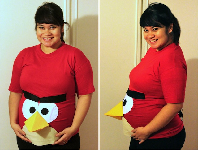 23 Best Pregnant Halloween Costumes for 2017 - DIY Maternity ...