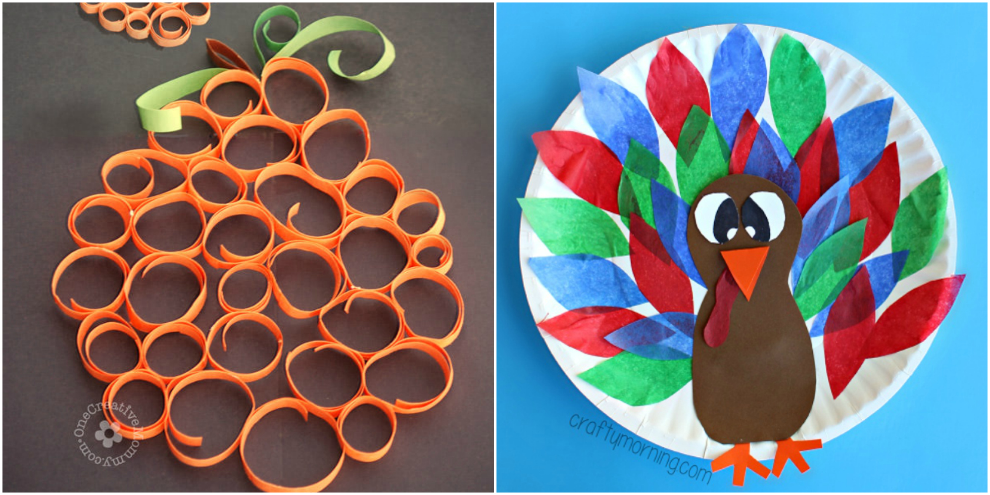33 easy thanksgiving crafts for kids thanksgiving diy for Thanksgiving turkey arts and crafts