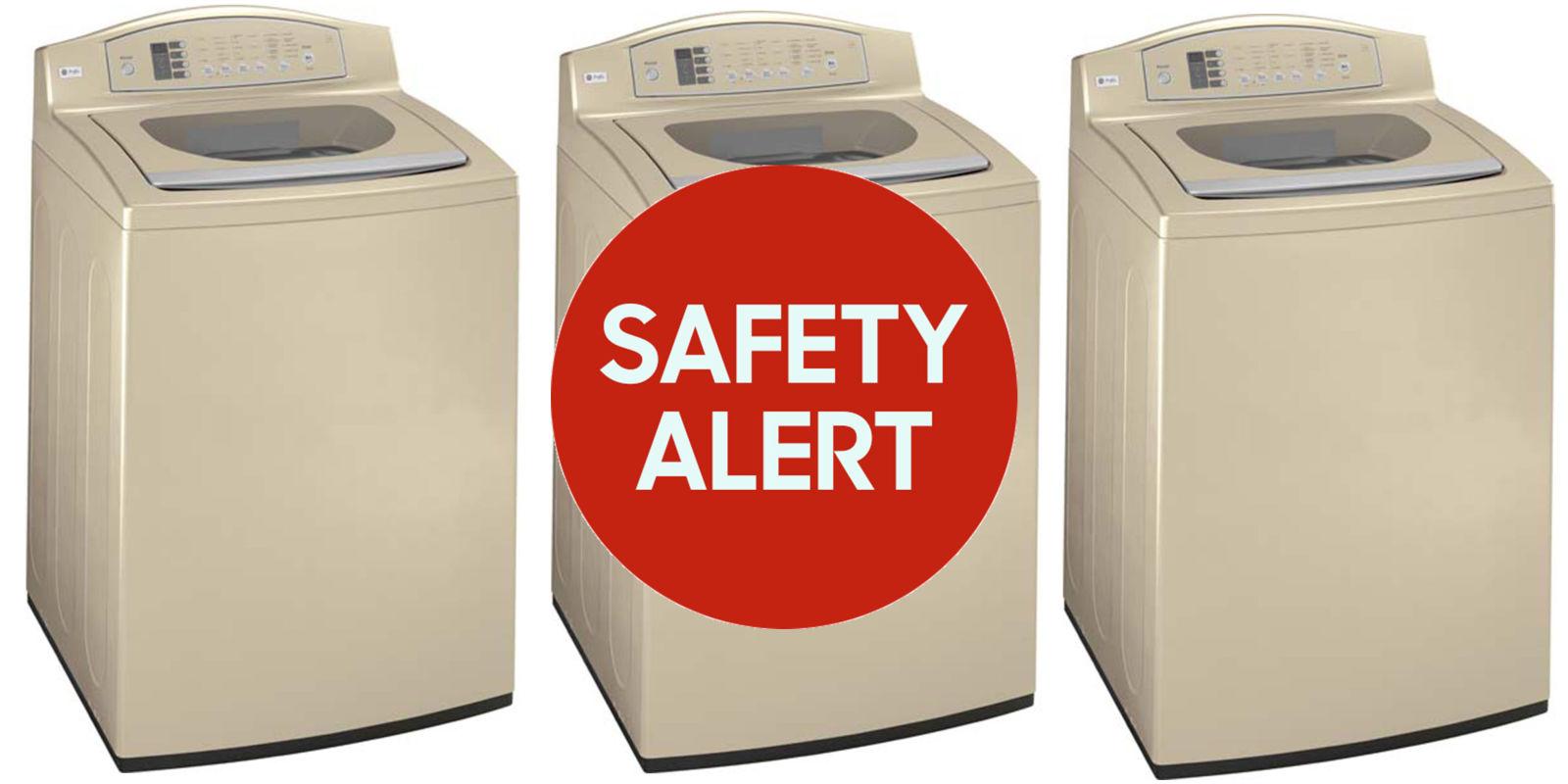 GE Recalls Clothes Washers Due To Fire Hazard Washing