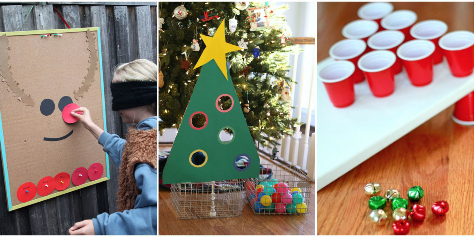 20 fun christmas games to play with the family homemade for Funny diy christmas decorations