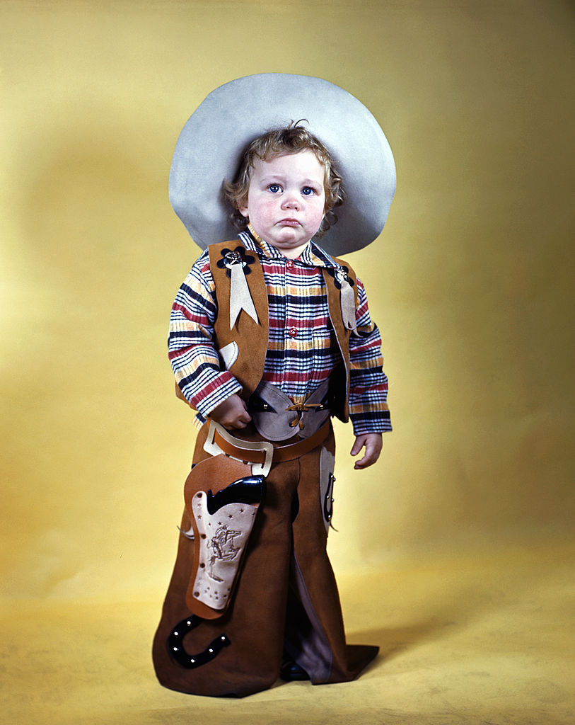125 years of halloween costumes vintage halloween costumes - Halloween Costumes For A 2 Year Old Boy