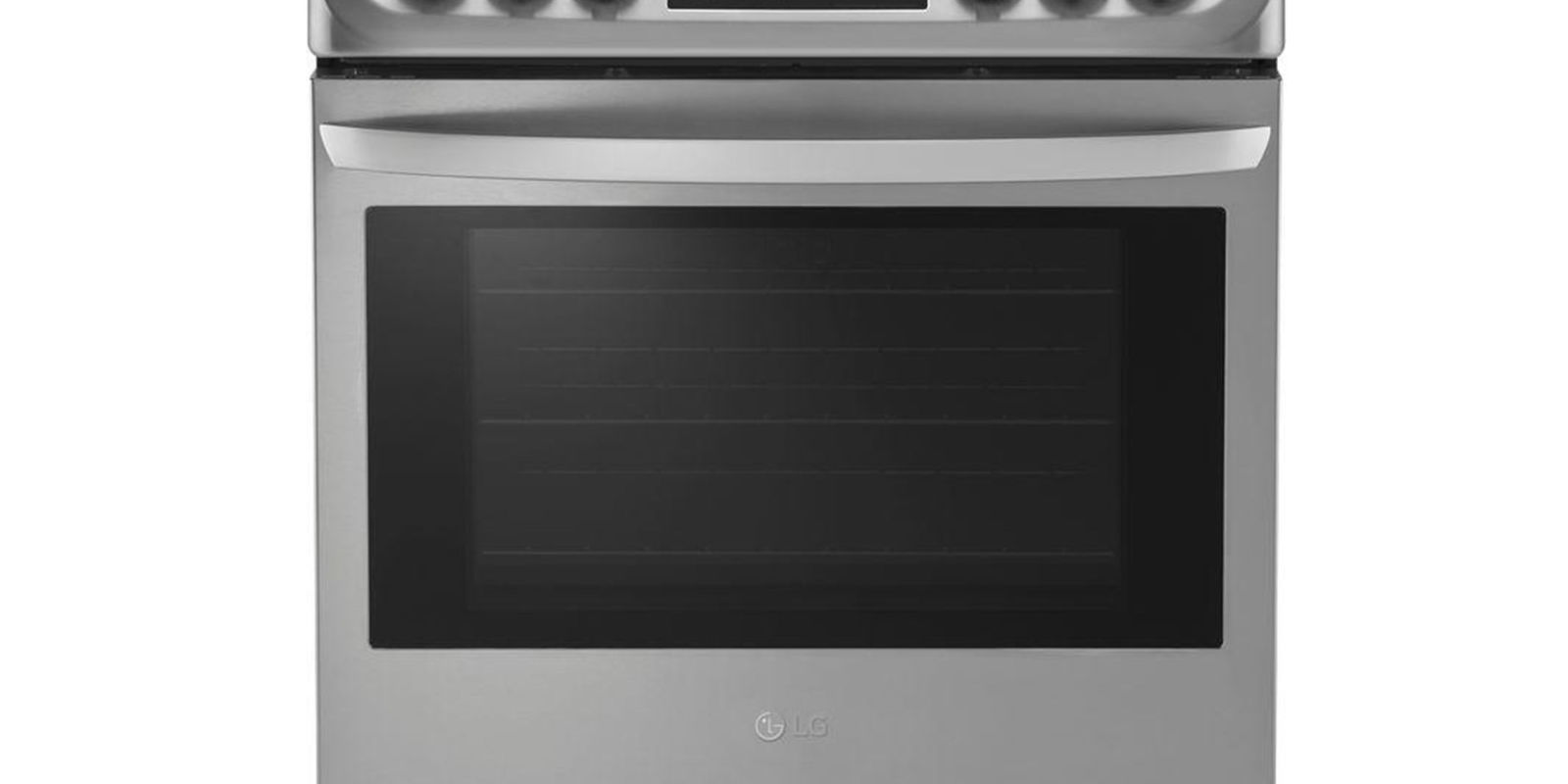 Lg double oven gas range reviews - Lg 6 3 Cu Ft Gas Slide In Range With Probake Convection And Easyclean Lsg4513st Review Price And Features
