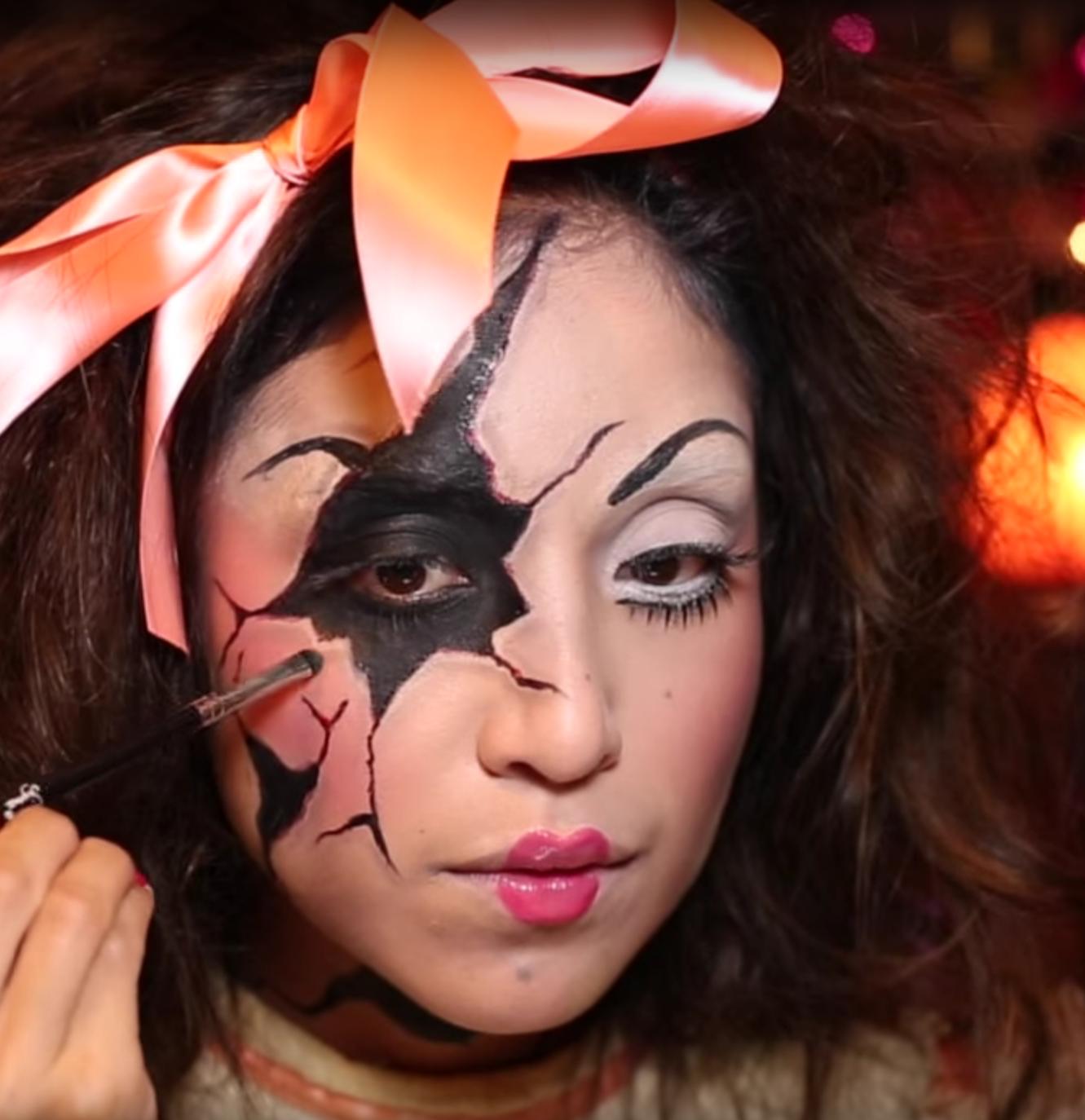 35+ Easy Halloween Makeup Ideas & Tutorials 2017 - Cool Halloween ...