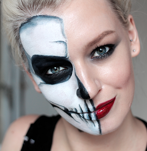 fabulous makeup halloween with makeup halloween