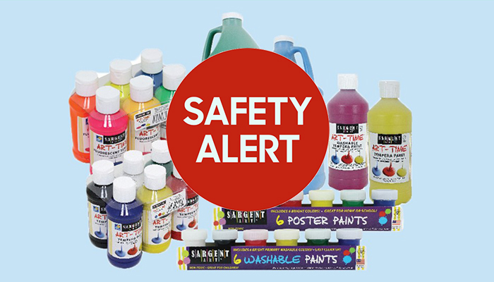 Millions of Craft Paints Are Being Recalled Due to Harmful Bacteria