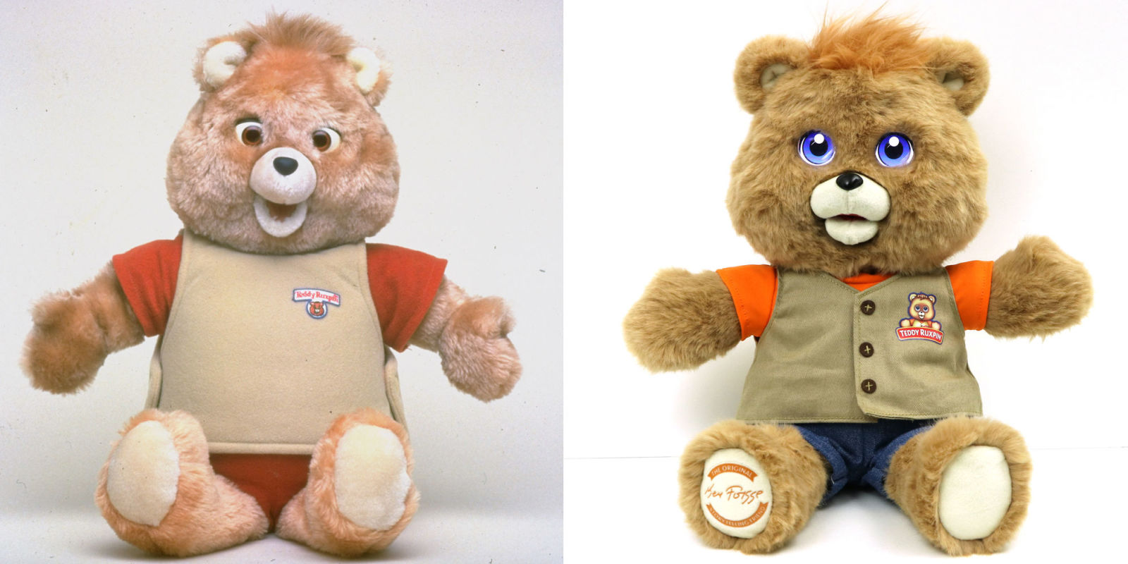 Win a new bathroom - Teddy Ruxpin Talking Teddy Bears Making A Comeback