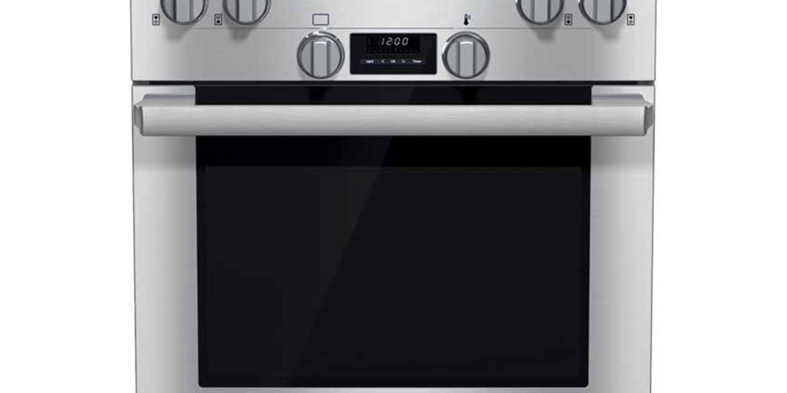 Jenn-Air Pro-Style Gas Range with MultiMode Convection #JGRP430WP ...