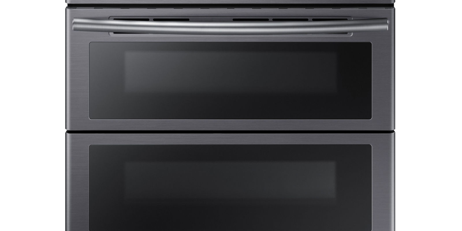 samsung range. samsung wi-fi slide-in range with soft close dual door #nx58k9850sg review, price and features