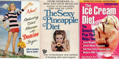 100 Years of Bad Diet Advice - Weight Loss Fads Through ...