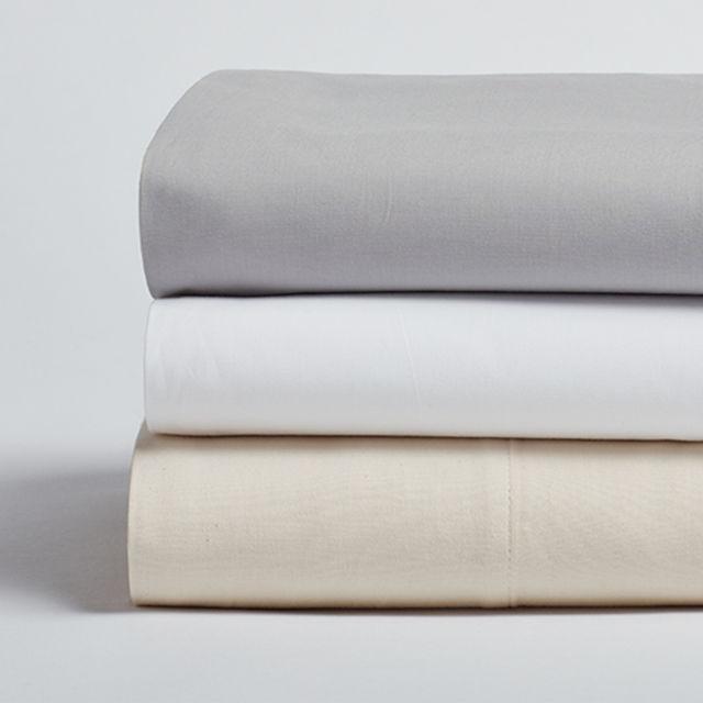 coyuchi 300 percale sheet set
