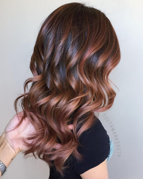 Hair Dye Style 2018 Hair Color Trends  New Hair Color Ideas For 2018