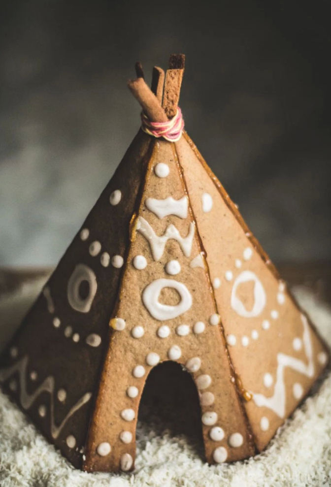 recipe: small gingerbread house recipe [38]