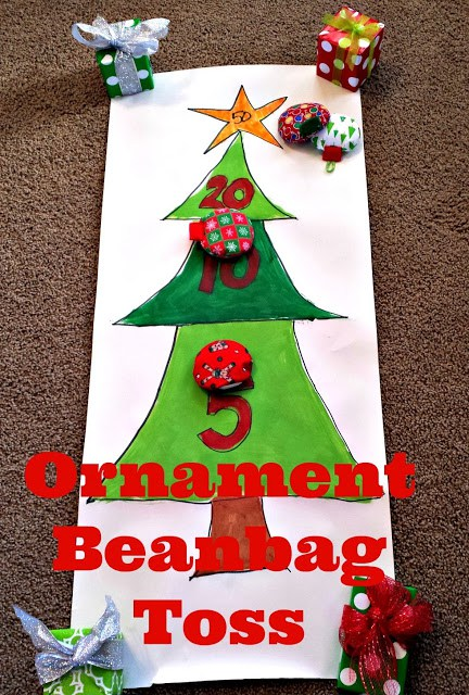 27 Fun Christmas Games To Play With The Family Homemade