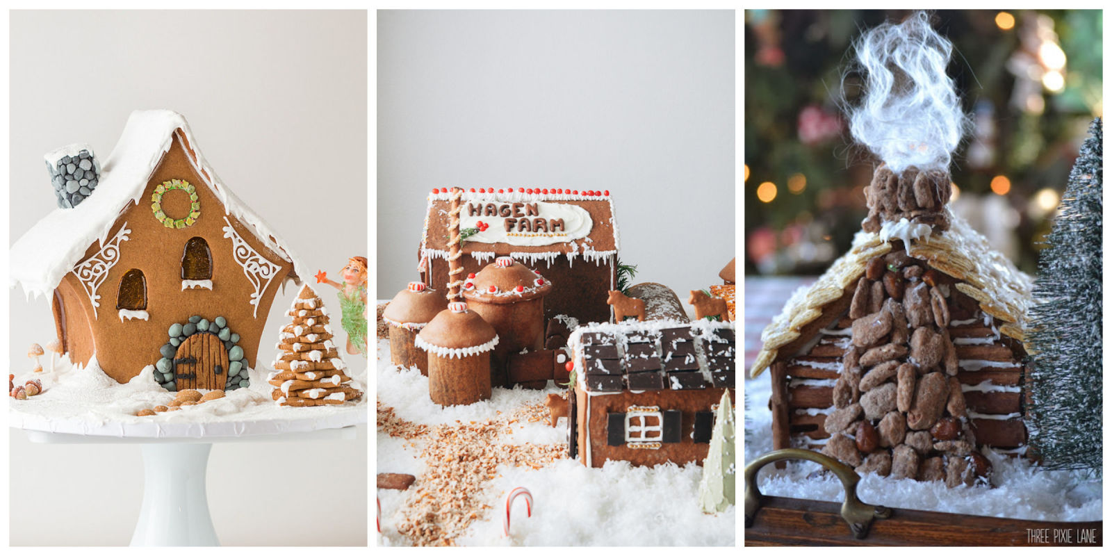 Gingerbread house decorating online