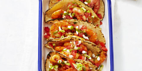 Best Chipotle Shrimp Tacos Recipe - How To Make Chipotle ...