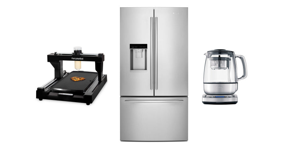 good High Tech Kitchen Appliances #4: 12 Photos