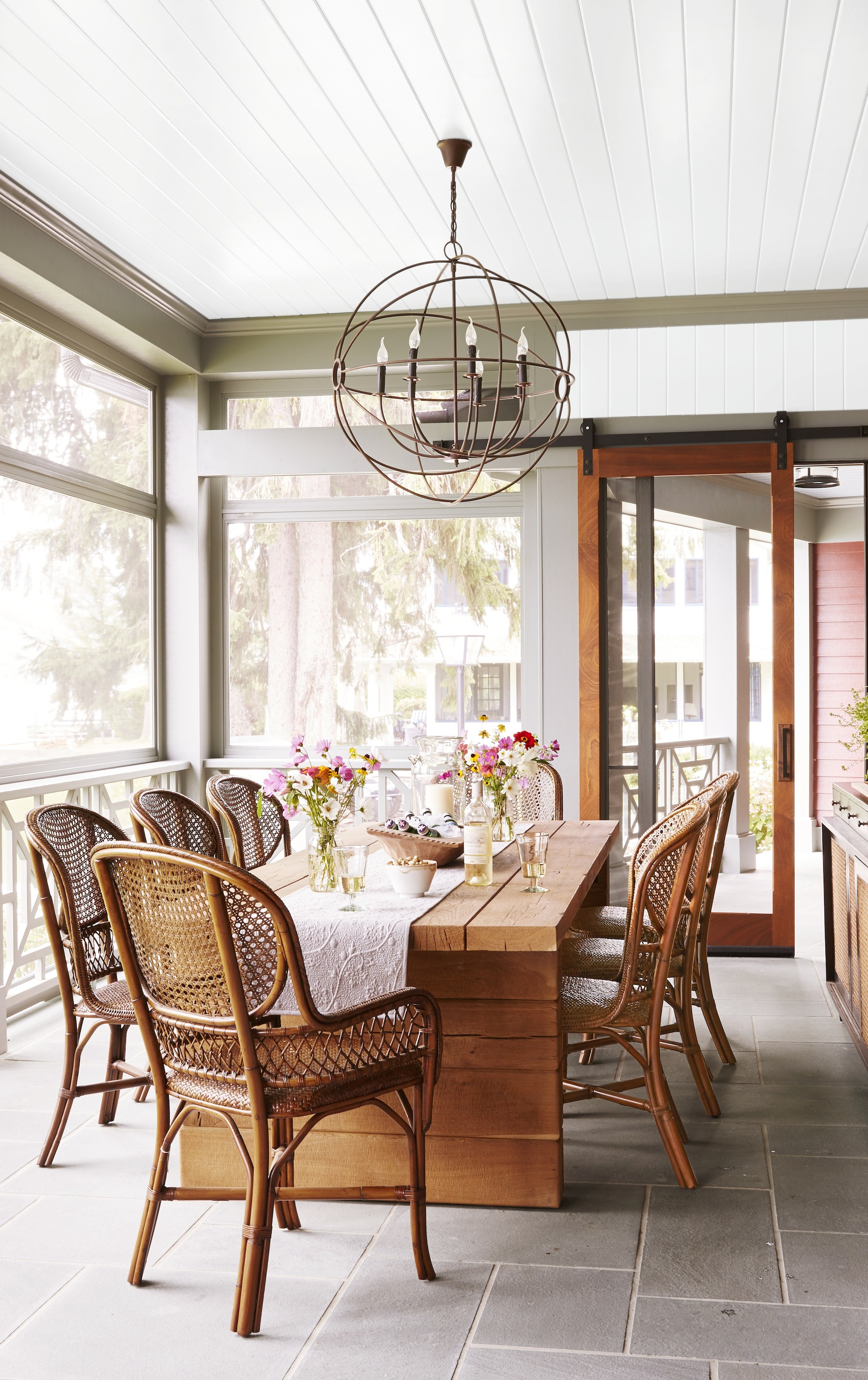 Sunroom Dining Room Beauteous 10 Sunroom Decorating Ideas  Best Designs For Sun Rooms Decorating Design