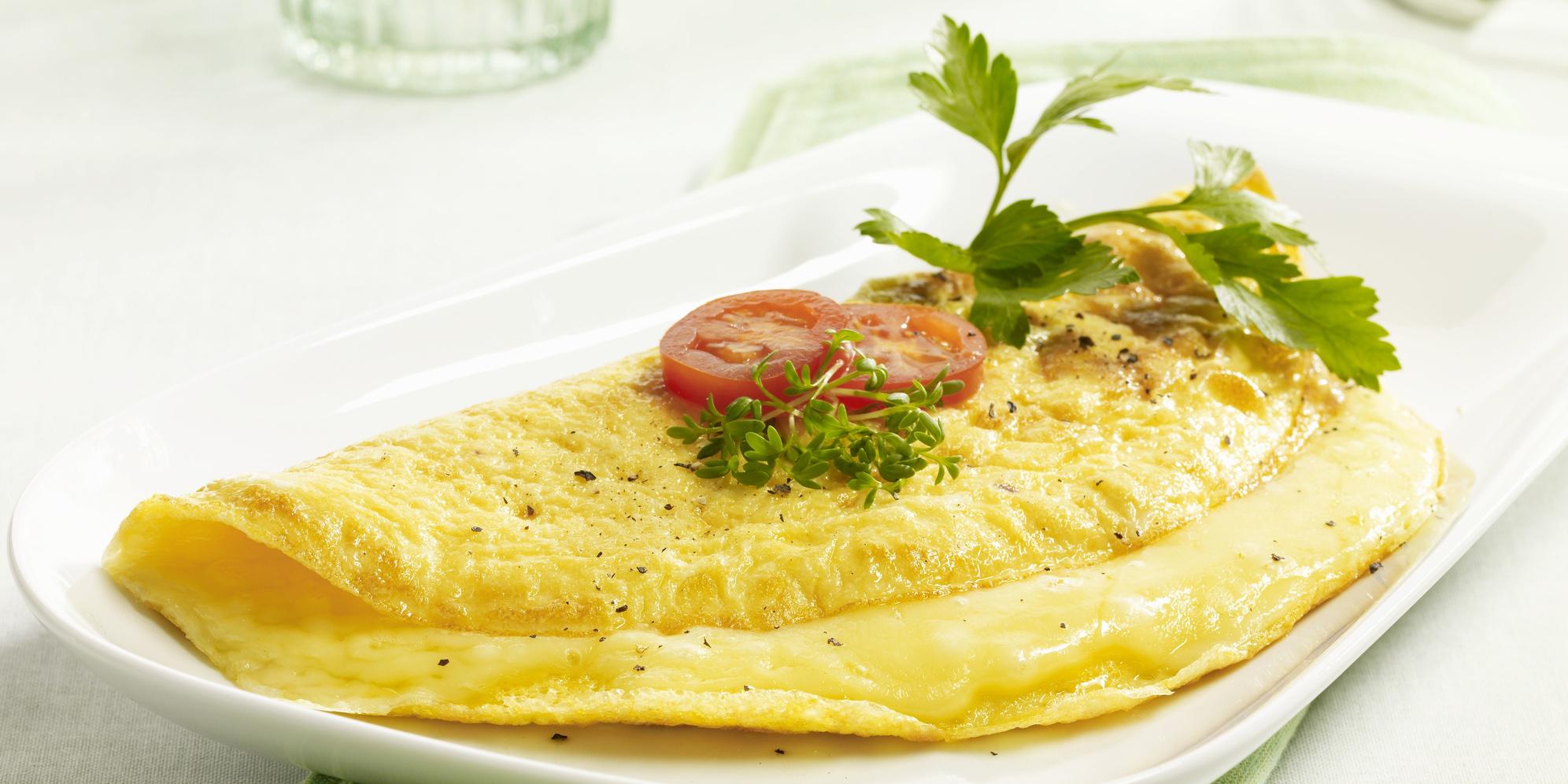 How To Make An Omelet Omelette Recipe Tips