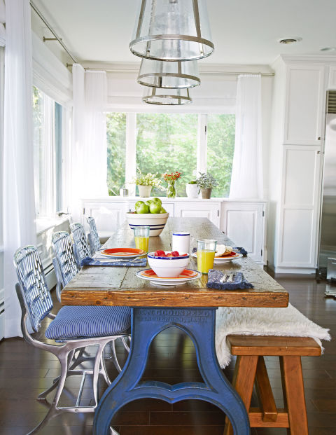 18 best dining room decorating ideas pictures of dining for Well decorated kitchen