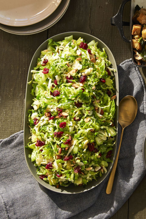 Freshen up your Christmas table with this tangy, crunchy salad. 