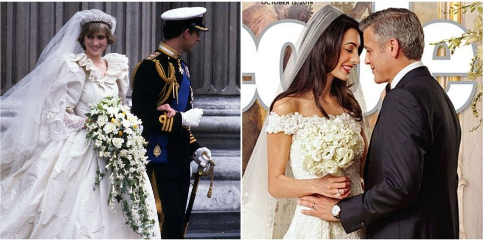 9 of the most expensive celebrity wedding dresses ever priciest 09 photos junglespirit Gallery