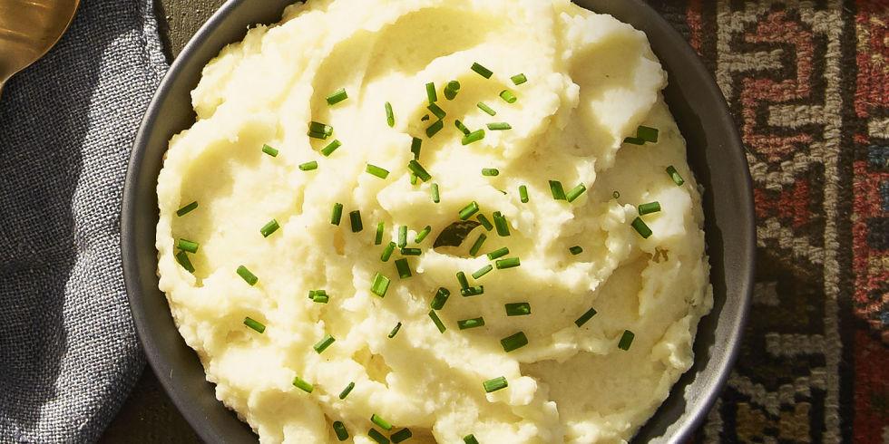 Roasted Garlic Mashed Potatoes Cauliflower
