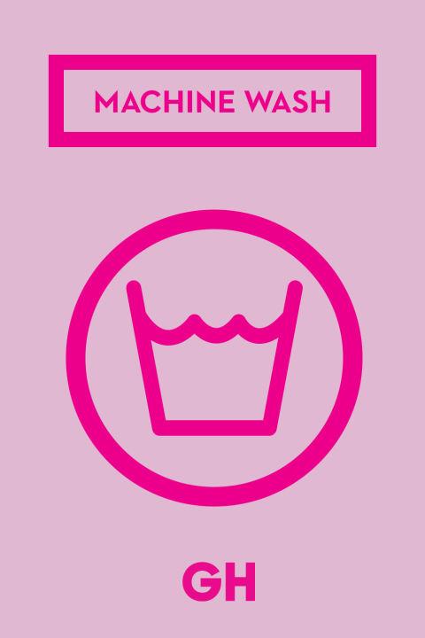 symbols washing machine