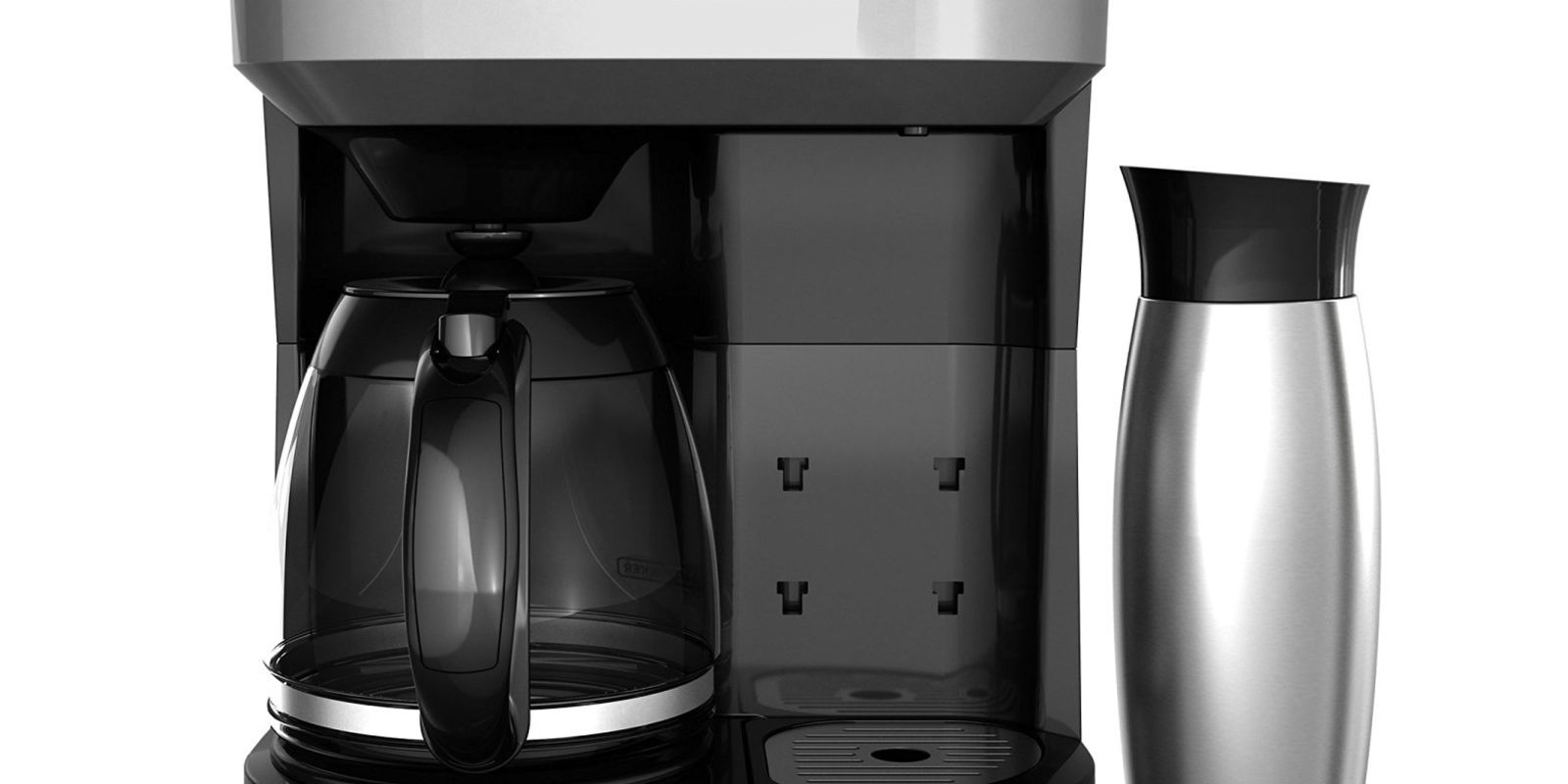Black + Decker Cafe Select Dual Brew Coffeemaker Review, Price and Features