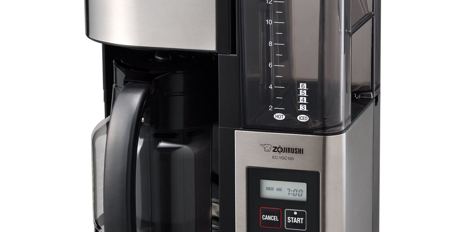 Coffee Maker Zojirushi Review : Zojirushi Fresh Brew Plus #EC-YGC120 Coffeemaker Review, Price and Features