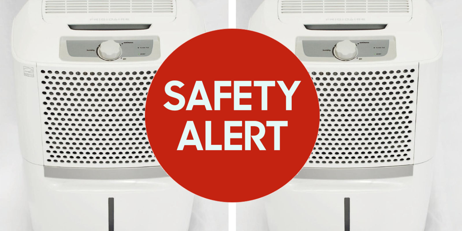 Million Dehumidifiers Recalled for Fire Risk Midea Recall #BC200F