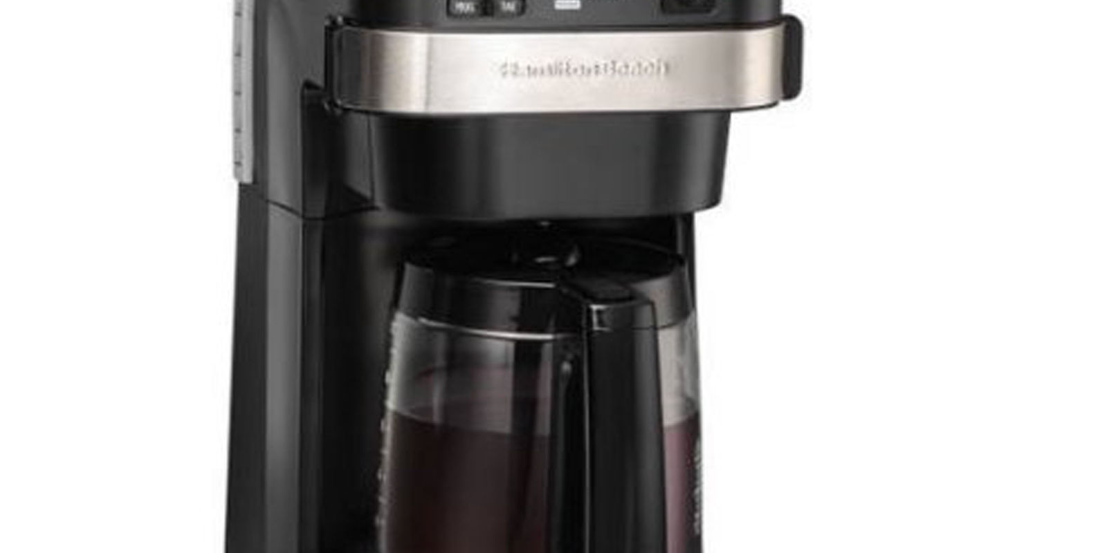 Hamilton Kitchen Appliances Hamilton Beach Programmable Easy Access 12 Cup Coffeemaker Review