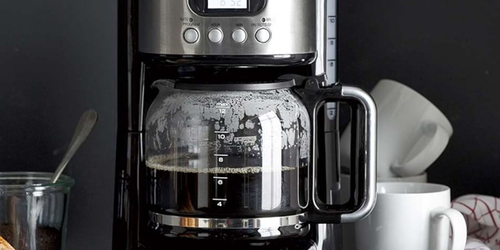 Open Kitchen Williams Sonoma Open Kitchen Coffeemaker Review Price And Features