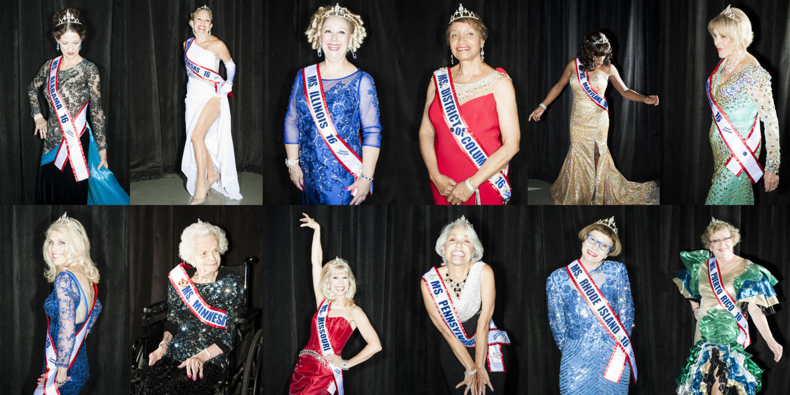 The 2016 National Ms. Senior America Pageant: Meet the