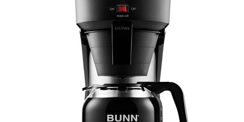 Cuisinart pure precision pour over coffee brewer review for Bunn phase brew 8 cup coffee brewer